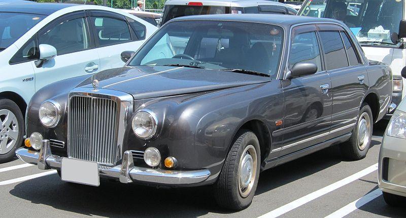 光岡自動車 ガリューI