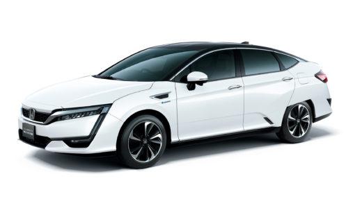 CO2排出ゼロ。究極の環境性能を実現した燃料電池自動車、ホンダ・クラリティ FUEL CELL