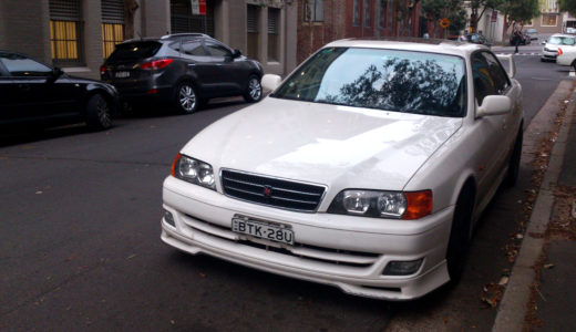トヨタのスポーティなセダンの代名詞、チェイサー。最強グレード「ツアラーV」は現在も大人気!